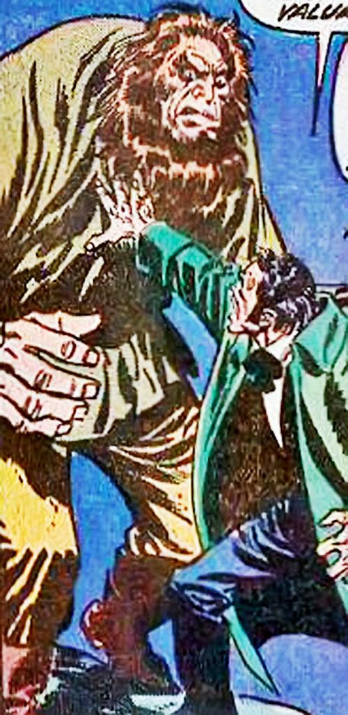 Ivan (Marvel Comics) (Frankenstein enemy)