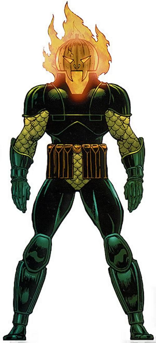Jack O'Lantern II (Marvel Comics)