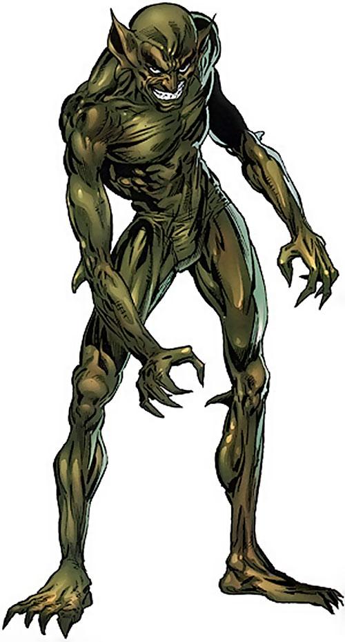The Jackal (Miles Warren) (Marvel Comics)