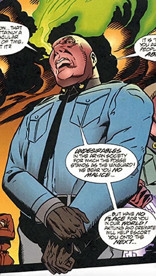 Jackboot (Motorhead enemy) (Dark Horse comics)