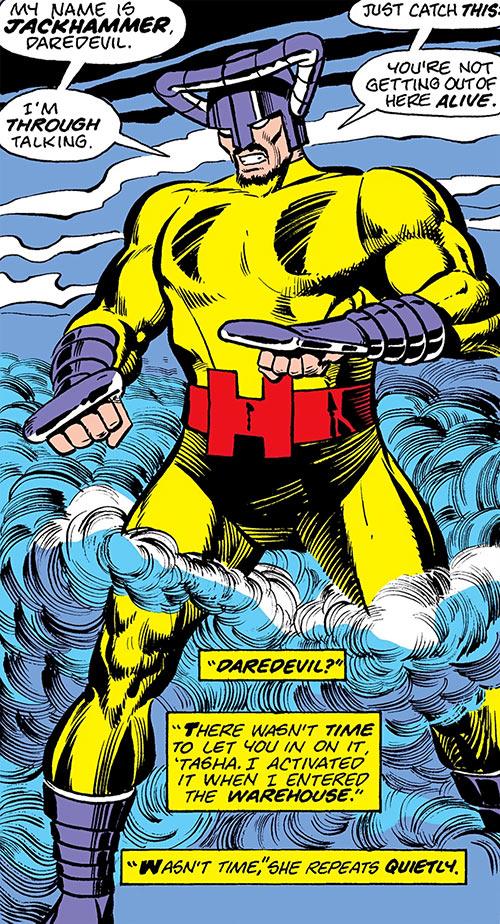 Jackhammer (Marvel Comics)