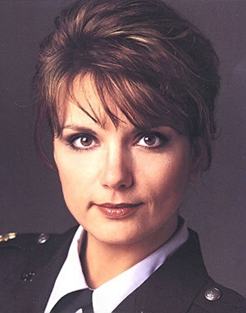 Major Janet Fraiser (Teryl Rothery in Stargate)
