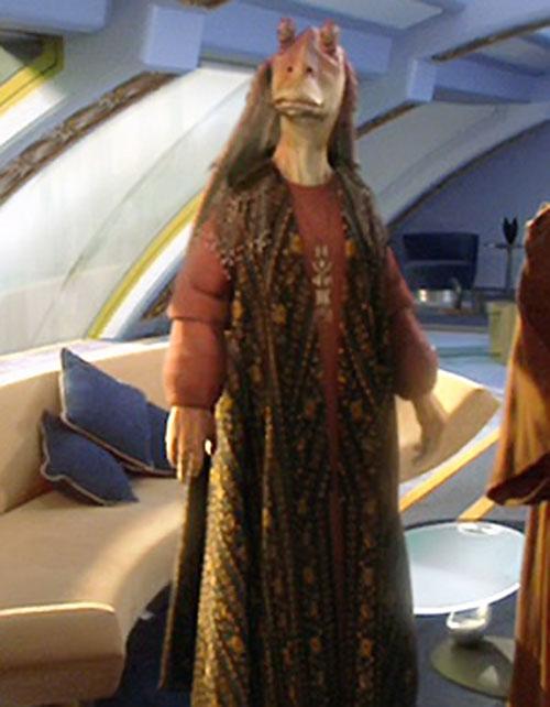 Senator Jar Jar Binks
