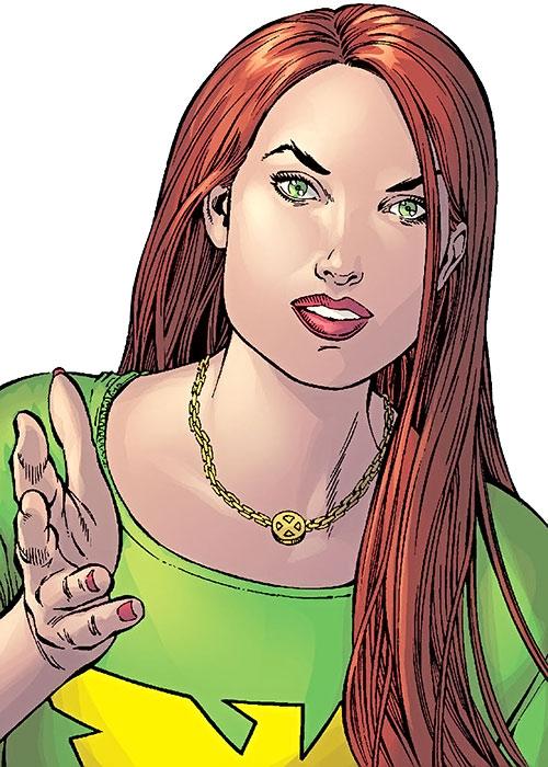 Jean Grey of the X-Men (Marvel Comics)