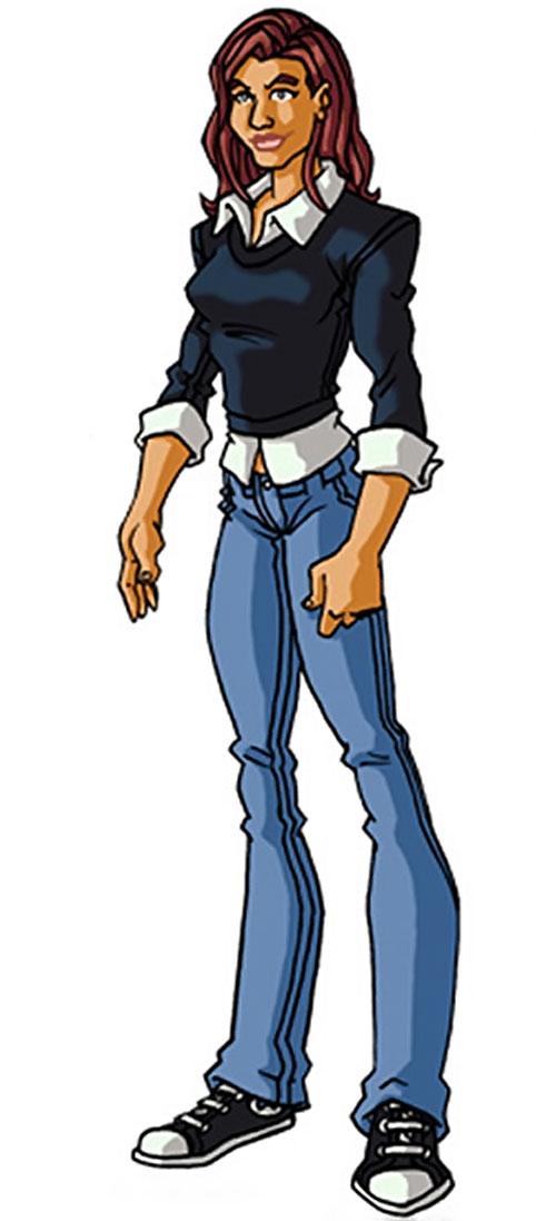 Jessica Jones (Marvel Comics) by RonnieThunderbolts