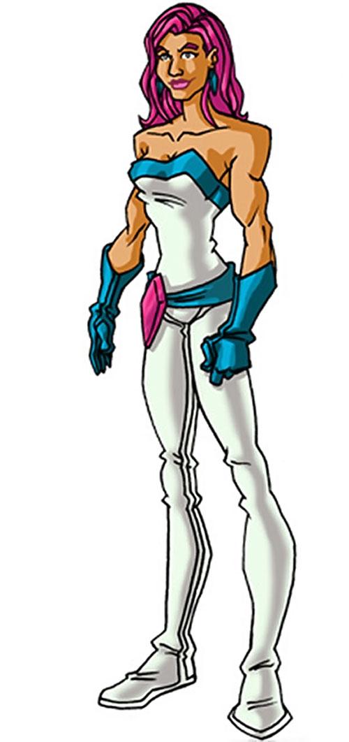 Jessica Jones (Marvel Comics)) as Jewel, by RonnieThunderbolts