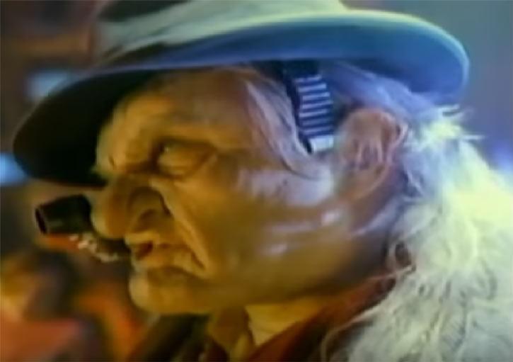 Jeweler (Fantastic Four) (1994 Roger Corman film) head side view