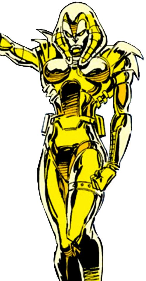 Jocasta of the Gatherers (Avengers enemy) (Marvel Comics)