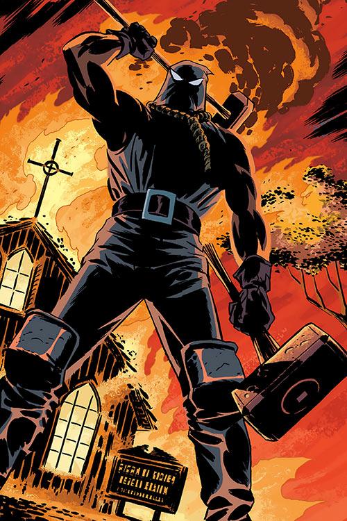 John Henry (The New Frontier) (DC Comics)