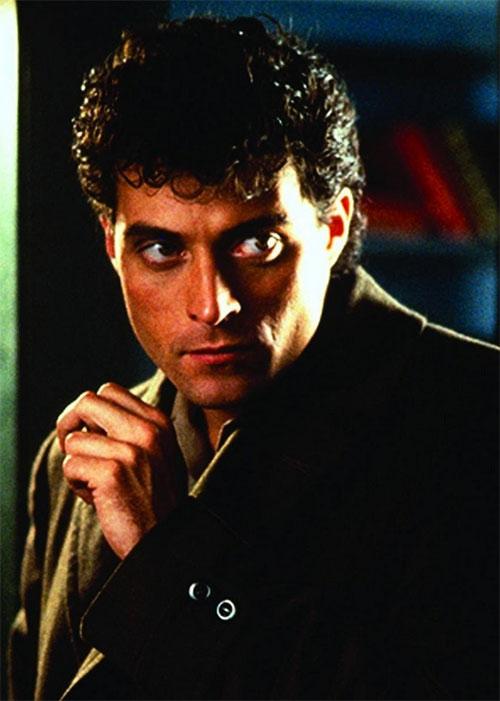 John Murdoch (Rufus Sewell in Dark City)