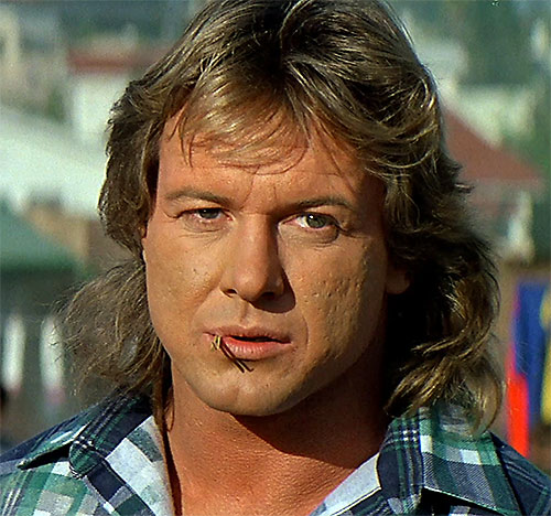 John Nada (Roddy Piper in They Live) closeup