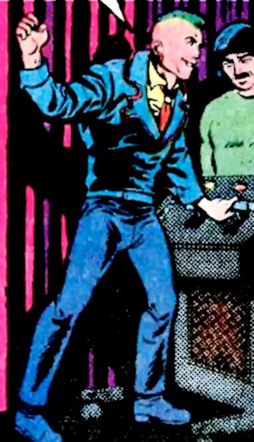 Johnny Punk (Hostess Comics)