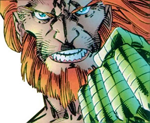Johnny Redbeard (Savage Dragon Comics)