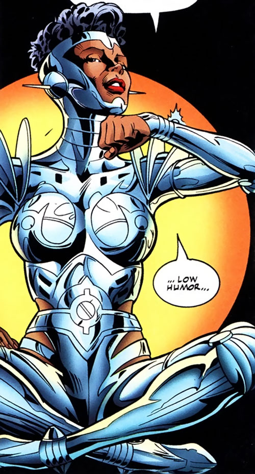 Joker (DC's Tangent Comics) - Madame Xanadu
