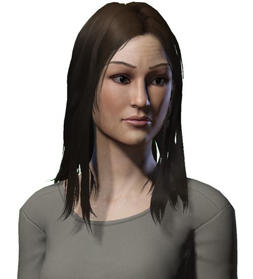 Jolene Hassan - Vault Dweller - Fallout 1 - Part 1 - Awkward