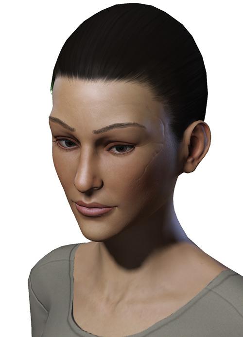 Jolene Hassan - Vault Dweller - Fallout 1 - Part 2