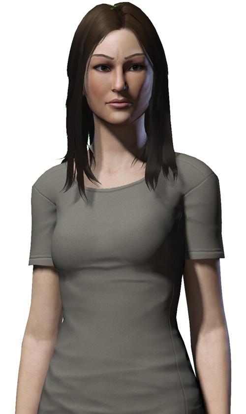 Jolene Hassan - Vault Dweller - Fallout 1 - Part 1