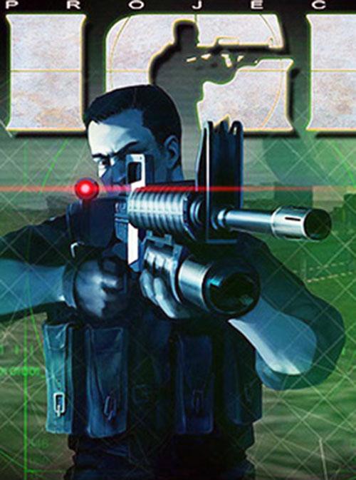 Jones (Project IGI) cover art