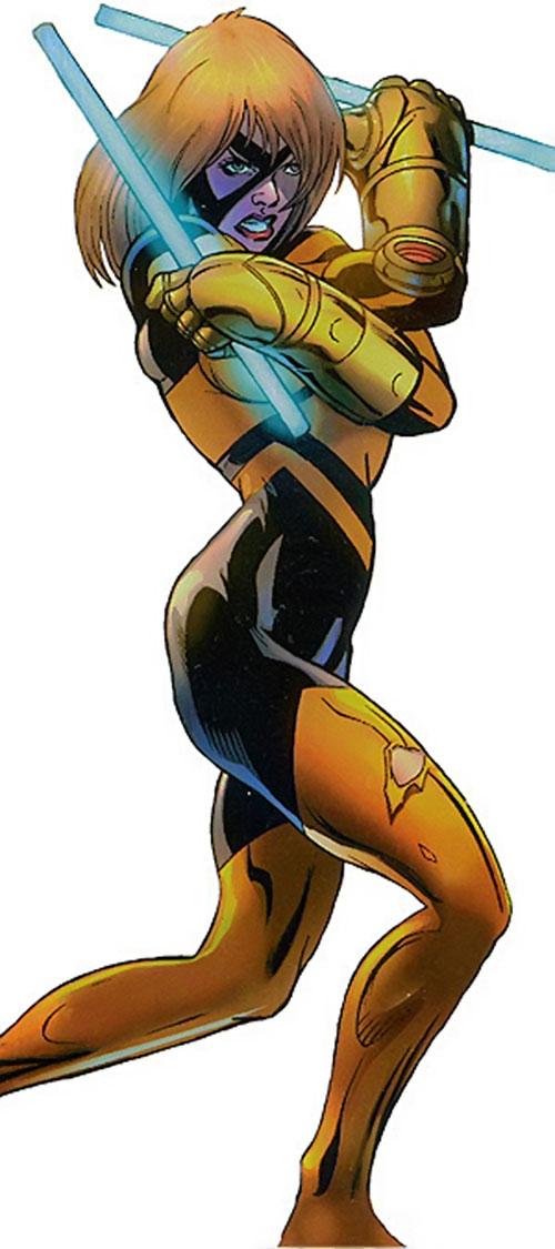 Joystick of the Thunderbolts (Marvel Comics)