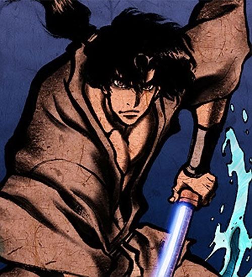 Jubei Kepagami (Ninja Scroll)