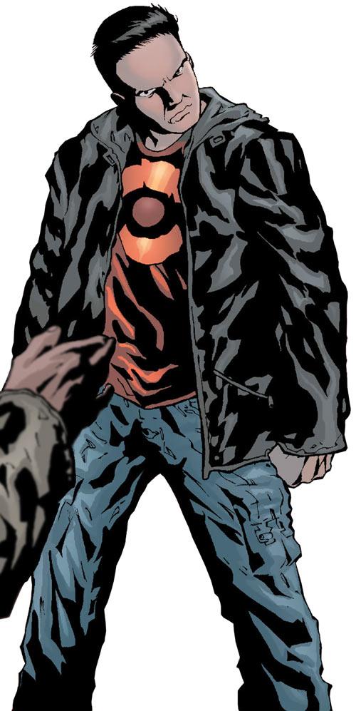 Junta (Marvel Comics) (Black Panther / The Crew character)