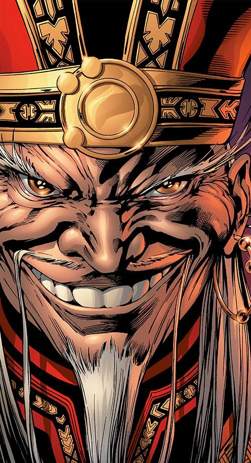 Kaizen Gamorra (Authority enemy) (Wildstorm Comics)