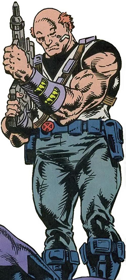 Kaliber (Suicide Squad enemy) (DC Comics)