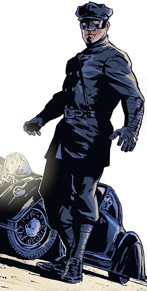 Kato (Green Hornet Dynamite Comics Wagner)