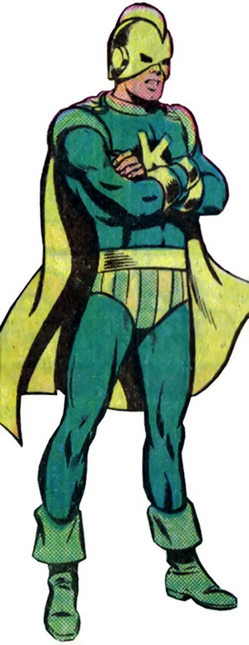 Kator (Superboy robot) (DC Comics)