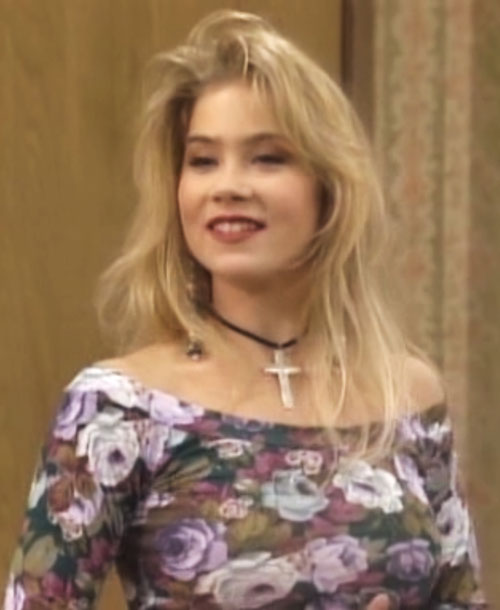 Kelly Bundy (Christina Applegate in Married With Children)