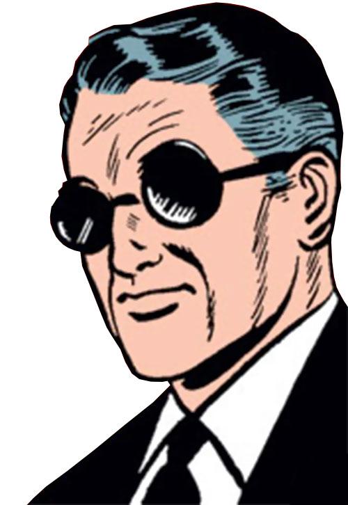 Kevin Scott the Blind Science Wizard (Strange Tales comics)