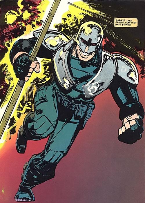 Image result for saint george superhero