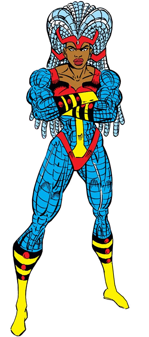 Knockout (Rawson) (Spider-Man enemy) (Marvel Comics)
