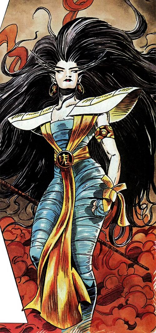 Kwai of the Blood Syndicate (Milestone comics)