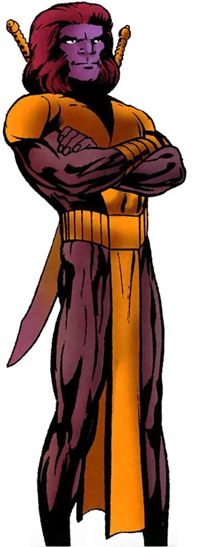 Kylun (Excalibur character) (Marvel Comics)