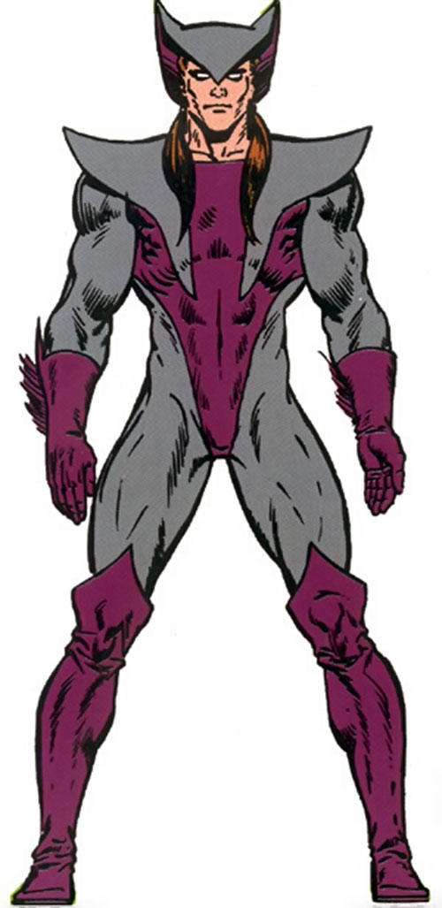 Lamprey of the Squadron Supreme (Marvel Comics)
