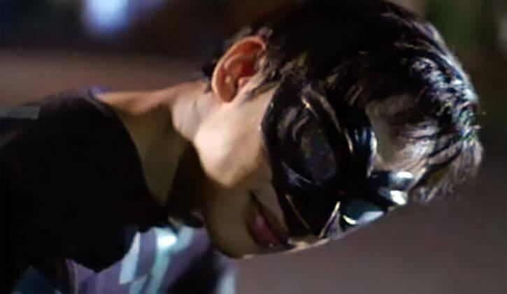 Lastikman (Mark Bautista) face closeup
