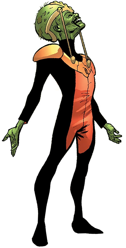 The Leader (Hulk enemy) (Marvel Comics)