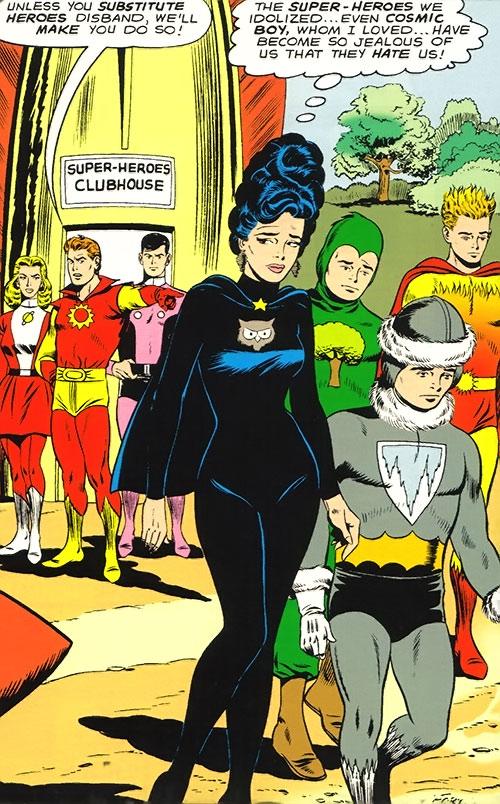 Legion of Substitute Heroes (Subs) (DC Comics)