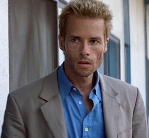 Leonard Shelby (Guy Pearce in Memento)