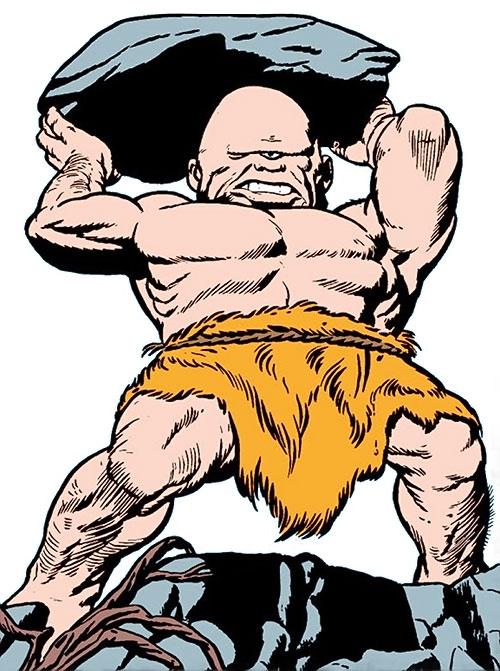 Cyclops in Fantastic Four (Marvel Comics)