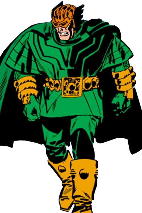 Living Laser (Early) (Marvel Comics) (Avengers enemy)