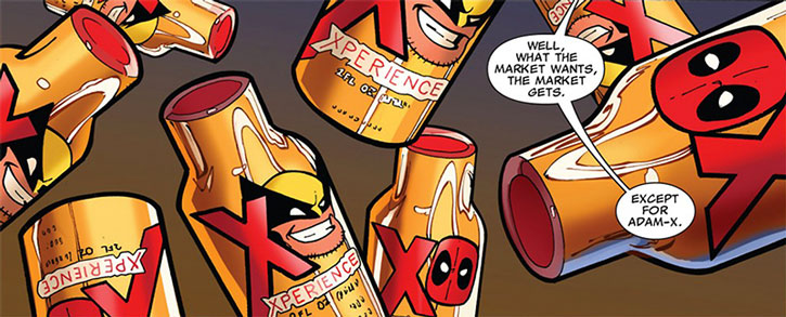Lobe's finely-marketed mutant drinks