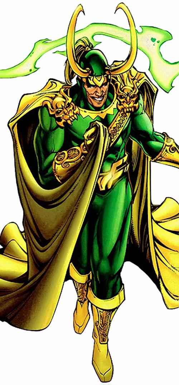 Loki (Thor character) (Marvel Comics)