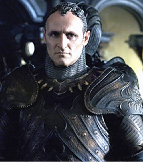 The Lord Marshal (Colm Feore in Riddick movies)