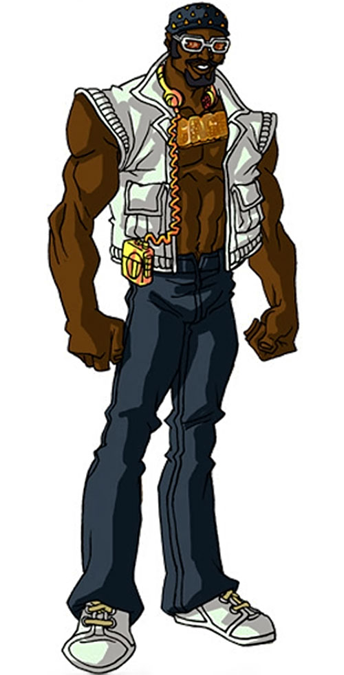 Luke Cage in the 2000s (Marvel Comics) by RonnieThunderbolts 3/4