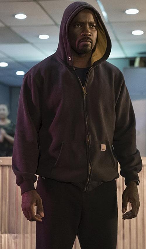 Luke Cage (Netflix version) character profile - Carhartt hoodie
