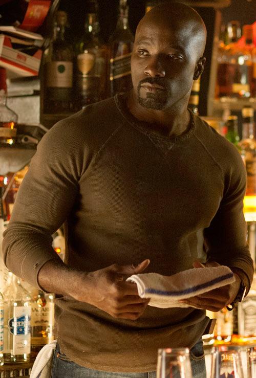 Luke Cage (Netflix version) character profile - bartending