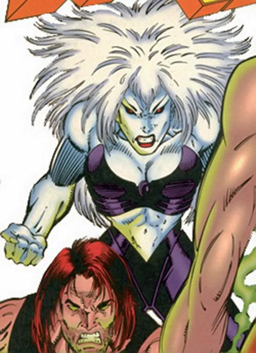 La Lunatica (X-Men 2099) (Marvel Comics)