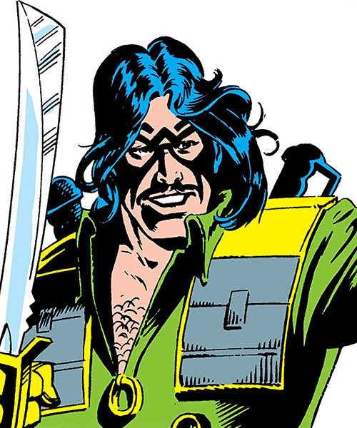 Machete (Marvel Comics) portrait